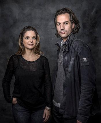 Guylaine Maroist et Eric Ruel